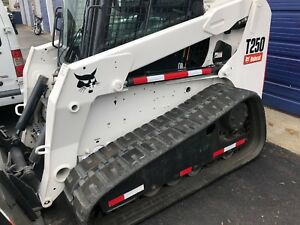 2006 Bobcat T250 Skidsteer Loader Low Hours Well Maintained