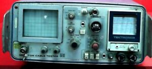 Tektronix 1502 Time Domain Reflectometry Cable Tester S n B115085