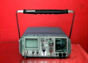 Tektronix 1502 Time Domain Reflectometry Cable Tester Sn b112838