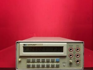 Hp Agilent Keysight 3478a Digital Multimeter
