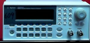 Hp 33250a 80mhz Function arbitrary Waveform Generator S n My40018654
