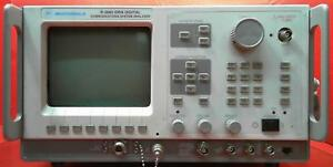 Motorola R2660c Wireles Communications Analyzer Sn 496lag0062
