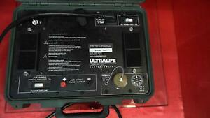 Ultralife Batteries Military Power Supply Mrc ps0007 01 28vdc 1500 Watt S n 020