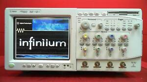 Agilent 54831m 54831b 600mhz Dso For Parts Or Repair 349347249