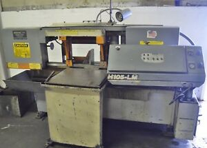 Hem h105lm 16 X 20 Horizontal Band Saw