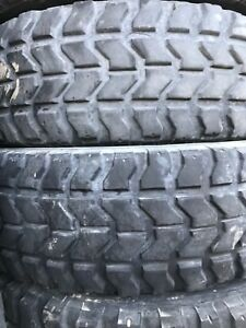 Ugly Goodyear Mt 37x12 5r16 5 Military Tires