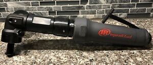Mint Condition Ingersoll Rand Pneumatic Extended Angle Grinder M2l040rs10