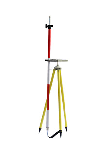 Alligator Bi pod For Prism Pole For Surveying Total Station Sokkia Topcon