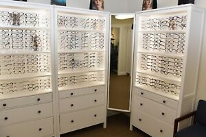 Custom Lighted Optical Display Cabinet Optical Optometry Jewelry