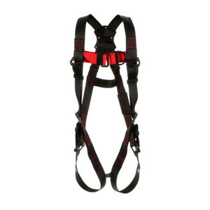 Dbi Sala 1161521 Vest style Climbing Harness Black Medium large