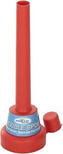 Funnel King 32157 Flexible Spout 5 5 Funnel With Cap Threaded Fits Most Cont