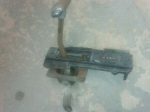 1967 1968 Mercury Cougar ford Mustang Floor Console Shifter