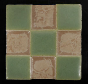 Checkerboard Tile Vintage Mosaic Tile Co