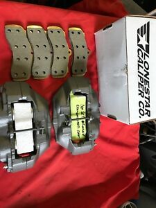1967 1968 1969 1970 Chevrolet Impala Chevelle Camaro Brake Calipers Big Bore