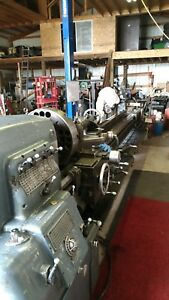 20 x150 Monarch Engine Lathe Very Nice Condition With Tooling Priced To Sell
