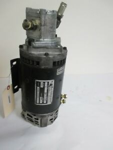 Crown 40wtl Walk Behind 24v Walkie Stacker Electric Motor W Hydraulic Pump