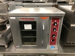 Blodgett Ctb1 Late Model Half size Electric Convection Oven Refurbished