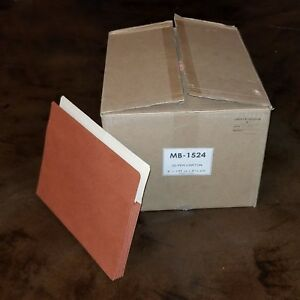 50 Expandable 3 5 Letter Size Accordion File Folders 9 5 X 11 75 Straight