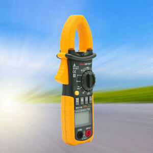 High Accuracy Clamp Style Meter Digital Tester For Capacitance Voltage Frequency