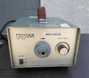 Pentax Lh 150a Light Source Endoscopy Surgical Working