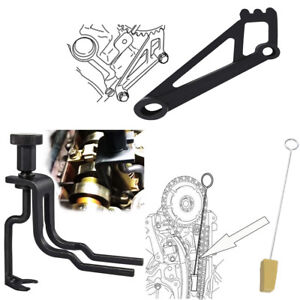 3 Valve Spring Compressor Cam Phaser Timing Chain Tool For 4 6l 5 4l Ford Engine
