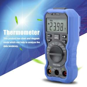 Ow16a b Lcd Nvc Non contact Voltage Sensor Thermometer Multimeter data Logger