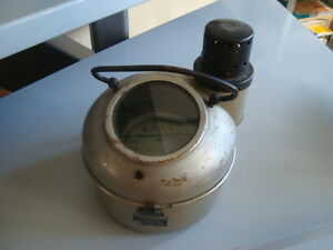 Russian Marine Brass Compass 75mm 1974ussr