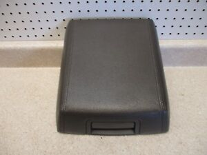 2007 2017 Ford Expedition Center Console Lid Pad Armrest Door Stone Arm Rest Oem
