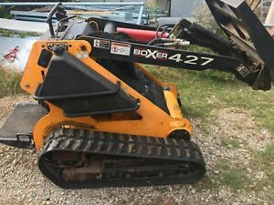 Skid Steer Mini Loader 427 Boxer