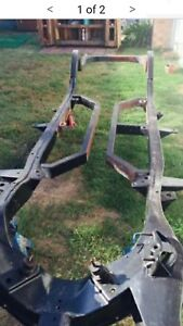 1956 Chevrolet Bel Air 150 210 Sports Coupe Frame