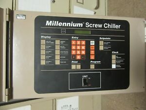 York Millennium Screw Chiller Control Display 371 02495 101 031 01793 001