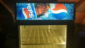 Pepsi Drink Machine