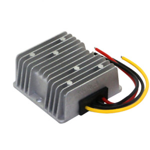 Dc 12v Stepup To Dc 13 8v 18a 248w Converter Regulator Car Power Supply Adaptor