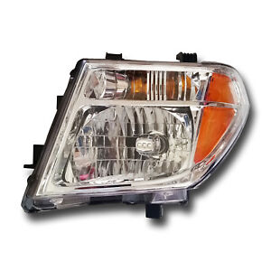 Fits Nissan Pathfinder Frontier Driver Left Side Headlight Lamp Assembly Lh