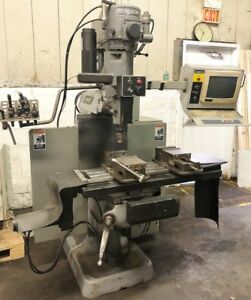 Bridgeport dx 32 Cnc Knee Mill