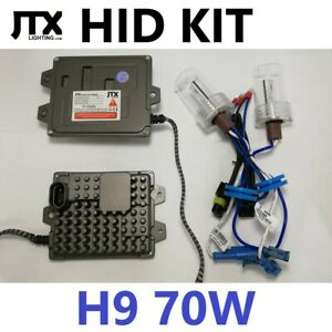 70w H9 Hid Kit For Arb Ipf 800xs 900xs 800 900 Xtreme Sport Spot Driving Lights