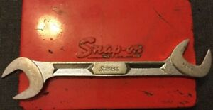Snap on Tools Four 4 Way Offset Angle Head Double 15 16 Open End Wrench Vs5230