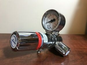 Linde Stainless Steel Type W40b 10 5b Gas Regulator