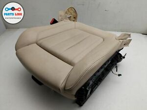 2014 2018 Bmw X5 35i Xdrive F15 Front Left Driver Lower Seat Bottom Cushion Oem