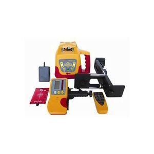 Pacific Laser Systems Hvr505r system Horiz And Vert Rotary Laser Self leveling