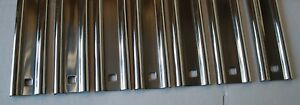 1957 1958 1959 Chevrolet Gmc Truck Long Bed Stepside Stainless Bed Strips 97
