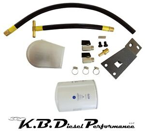 Coolant Filter Kit 1999 2003 7 3l Ford Powerstroke W One Napa 4070 Filter