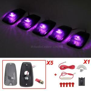 5 2825 5 5050 Smd Pink Purple Led Cab Clearance 11516638 Smoke Light For Chevy