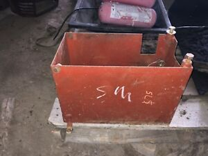 Farmall Super M 300 400 350 450 Battery Box