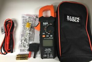 Klein Tools 600a Ac Auto ranging Digital Clamp Multimeter True Rms Cl700 New