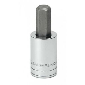 Gearwrench Kd 80661 12mm Hex 1 2 Drive Hex Bit Metric Socket