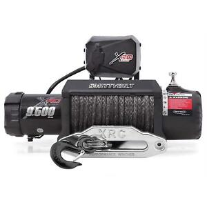 98495 Xrc Synthetic Rope Winch 9500 Lb Load Capacity