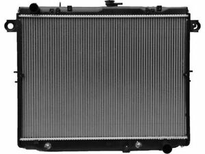 For 2003 2007 Toyota Land Cruiser Radiator 62883mq 2004 2005 2006 4 7l V8
