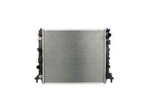 For 2016 2018 Chevrolet Camaro Radiator 62988kt 2017