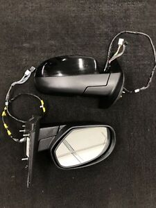 2011 2013 Gmc 2500hd Oem Mirrors